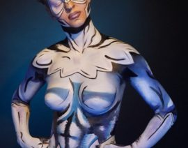 Workshop Bodypainting