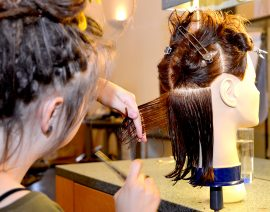 Workshop Haarschnitt
